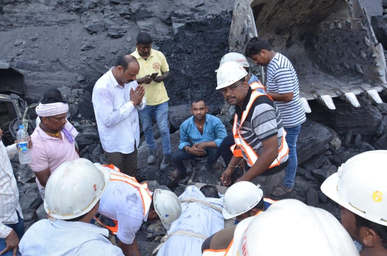 Coal Miner India