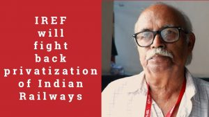 IREF against privatisation