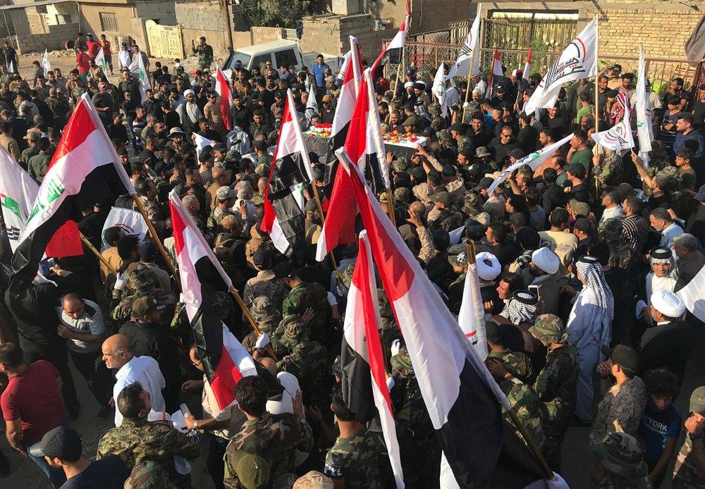 Israeli attack on Iraq