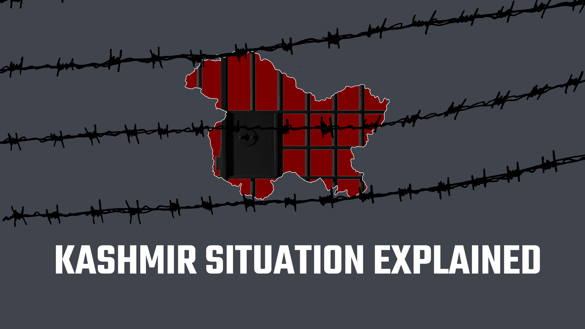 Kashmir situation explained_Article 370