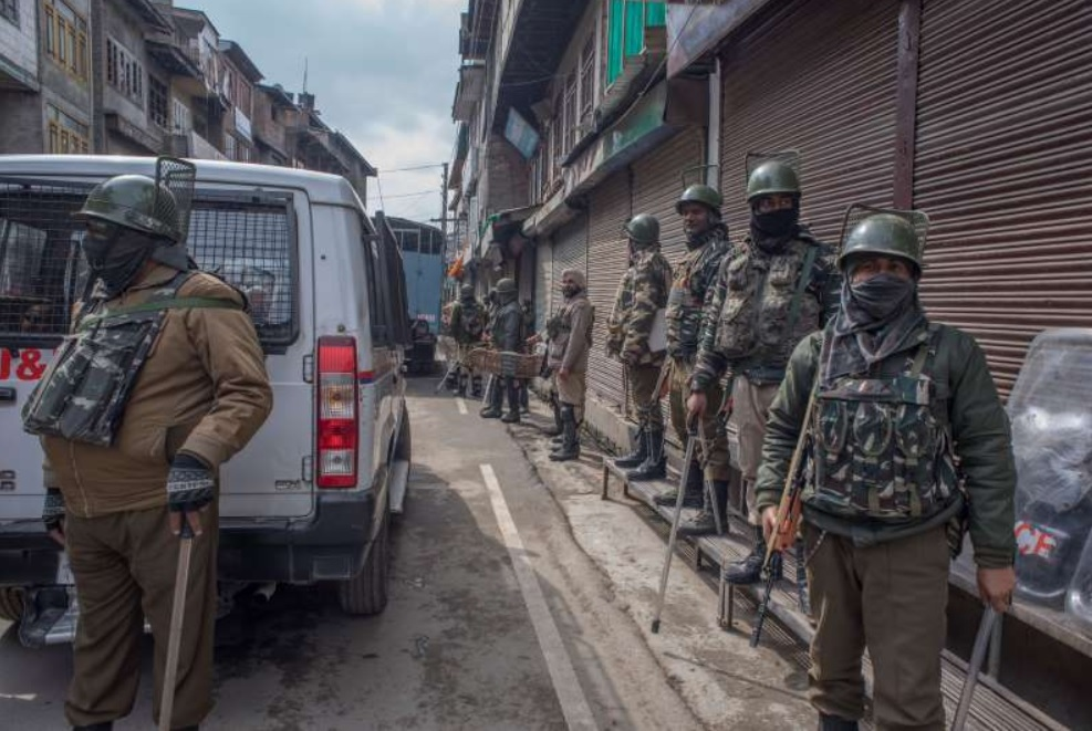 Indian launches unprecedented legal and physical assault on Kashmiri people