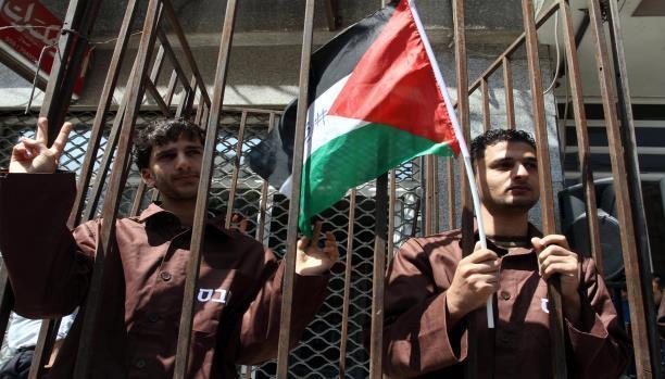 Palestinian prisoners' hunger strike