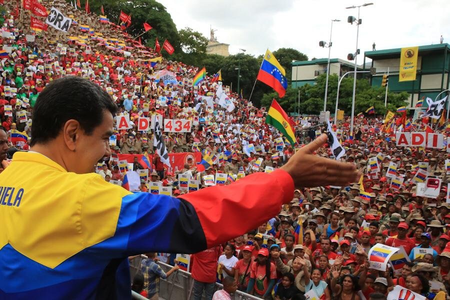 Movements Across the World Reject Latest US Attack on Venezuela - Citizen Truth