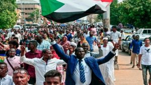 Sudanese protesters demand replacement of chief justice and attorney general