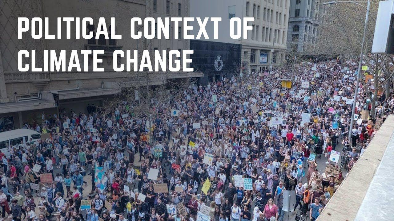 How Do We Bring Politics to the Climate Strike? : Peoples ...
