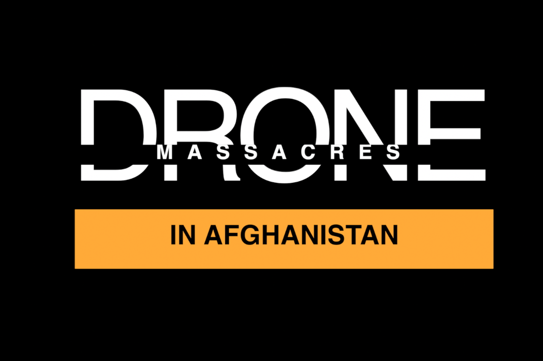 US drone massacres in Afghanistan