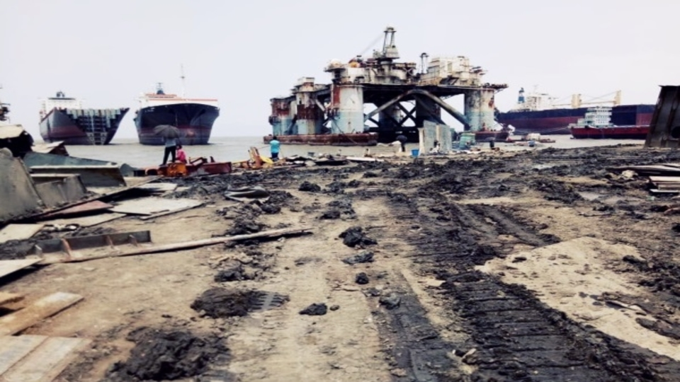 bangladesh ship yards