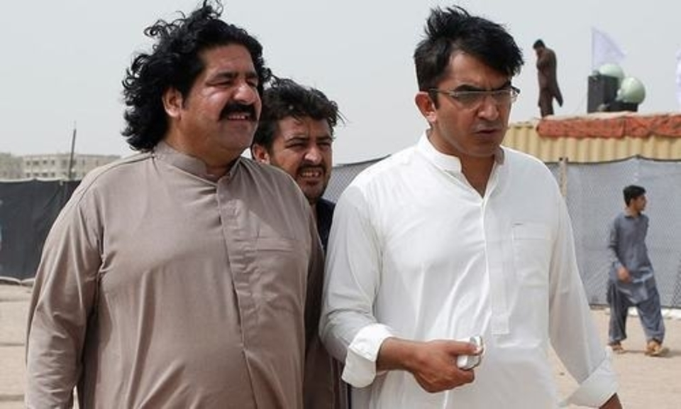 Pashtun leaders
