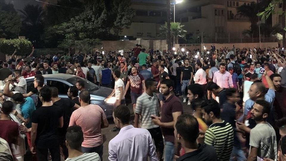 Egypt coup