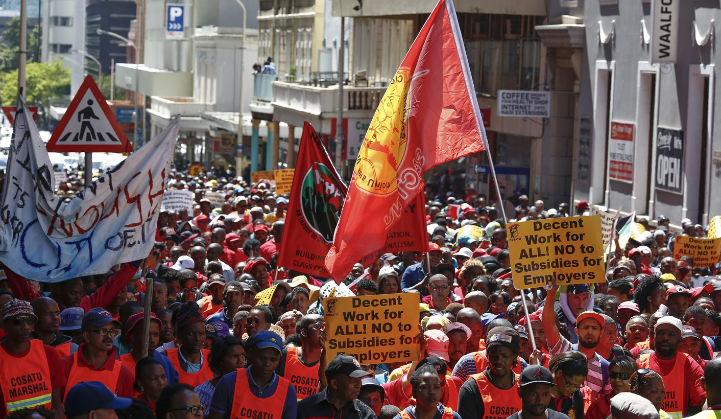 south africa trade union