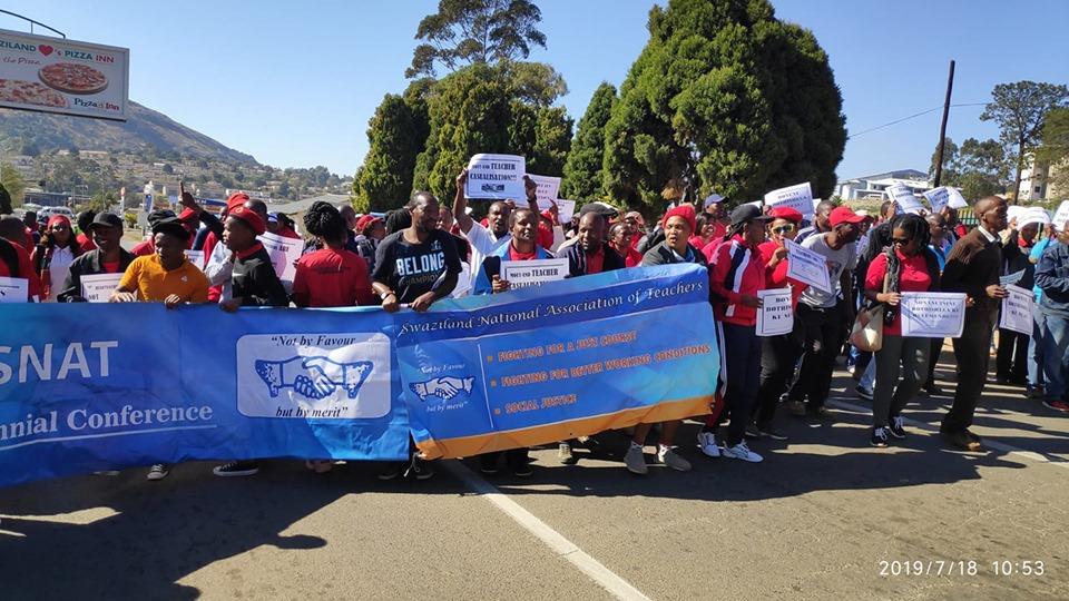 swaziland teachers