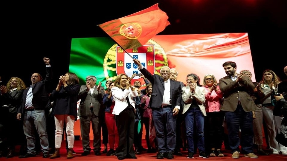 Socialist Party all set to form government again in Portugal