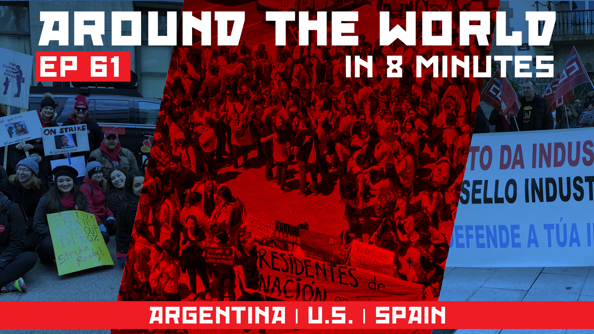 ATW 61 Argentina Spain U.S
