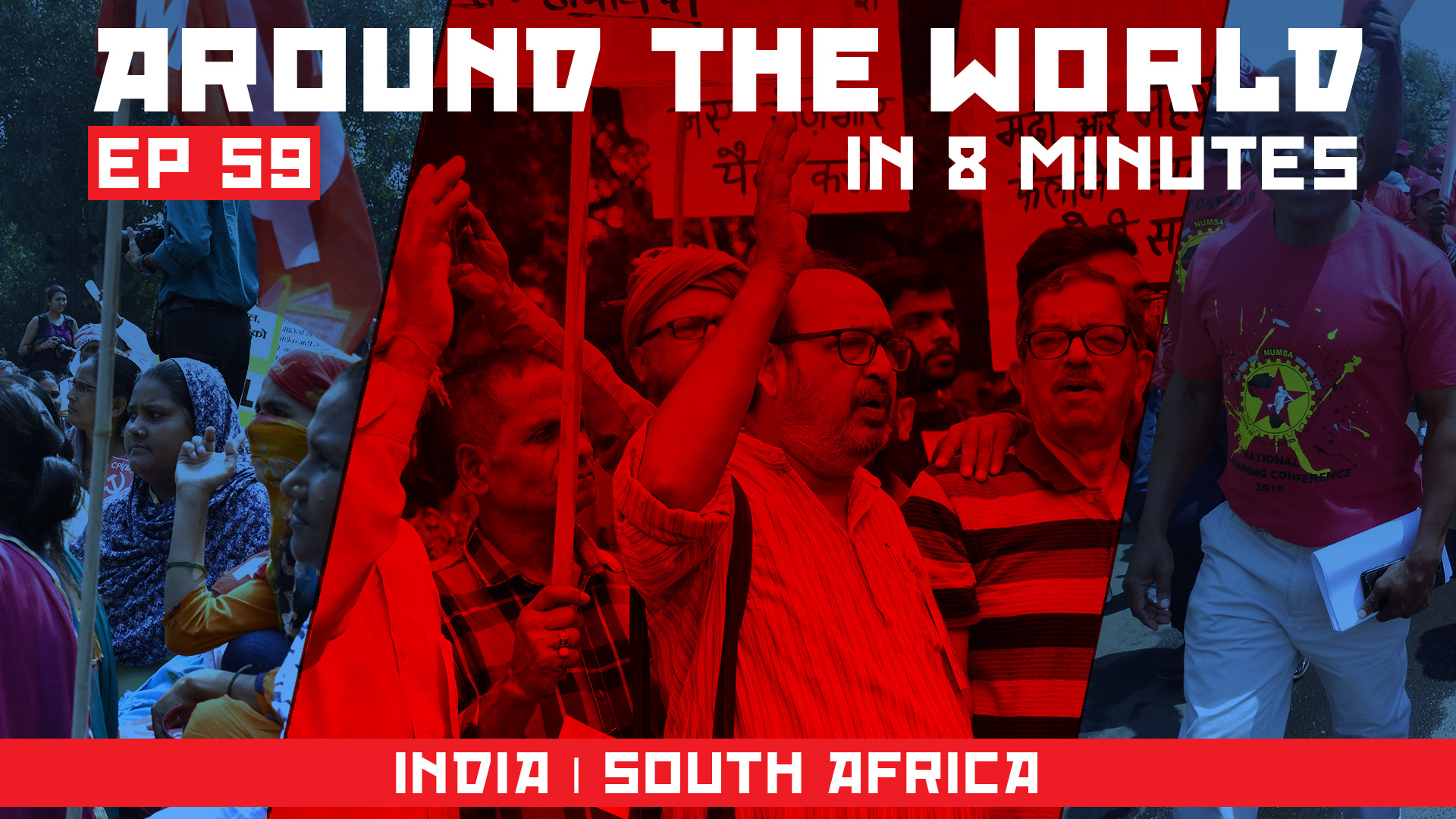 India South Africa ATW 59