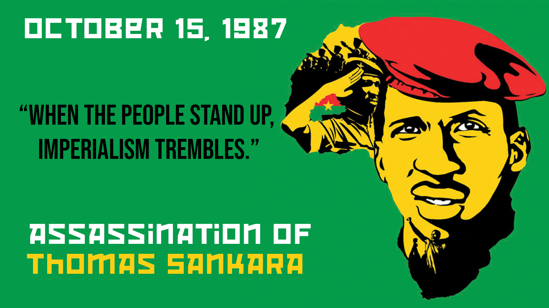 Thomas Sankara assassination