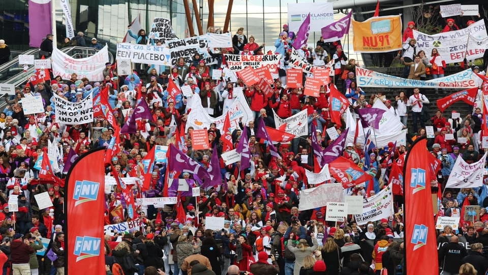 Dutch doctors strike