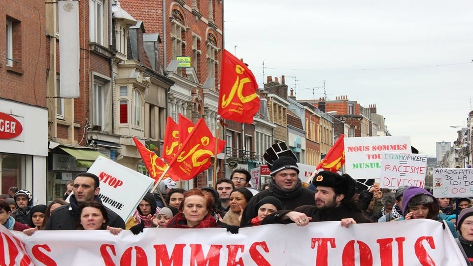 young communists France
