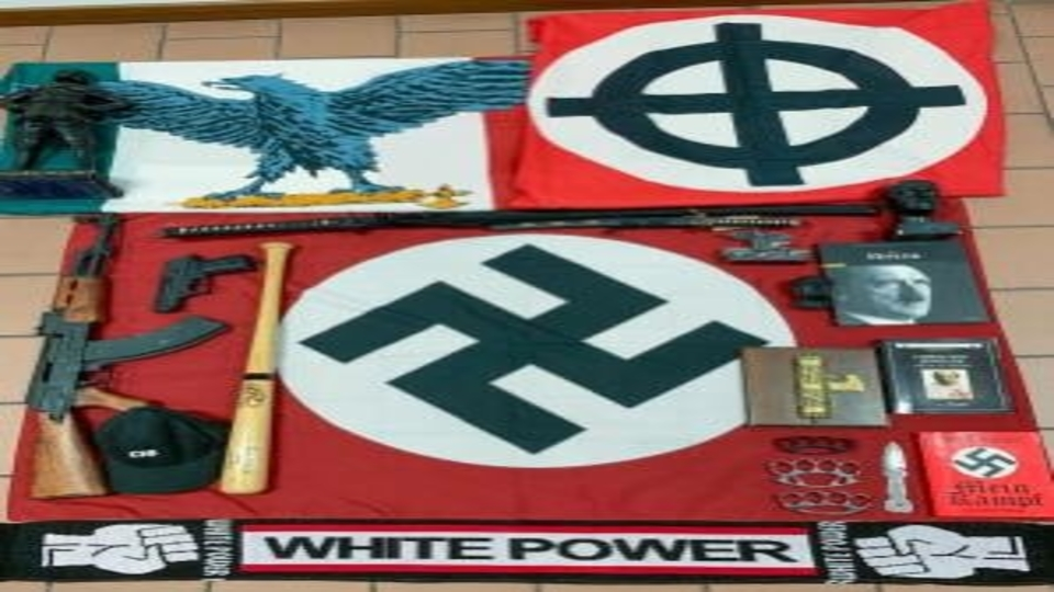 Italy neo-fascist