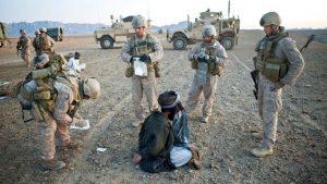 US war in Afghanistan