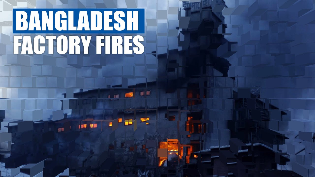 Bangladesh Factory Fires _Workers death