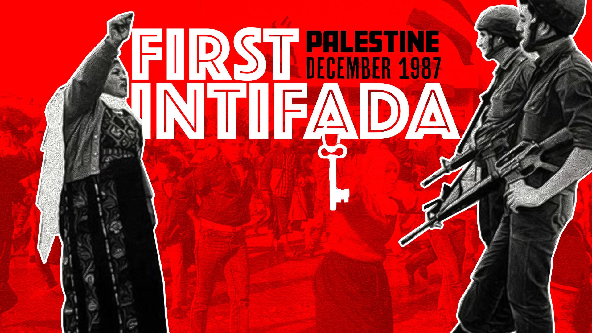 First Intifada Palestine