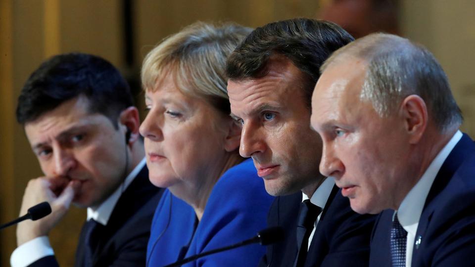 Russia-Ukraine talks