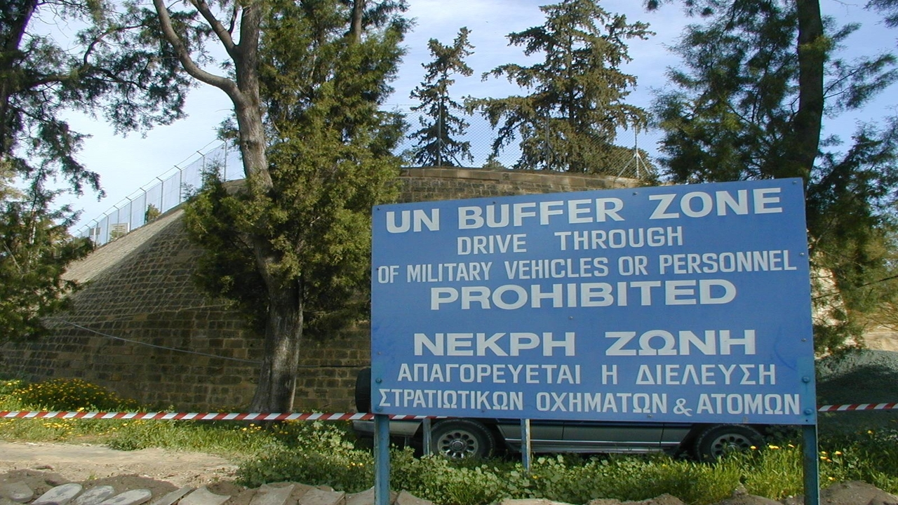 Cyprus anti-migrant patrols