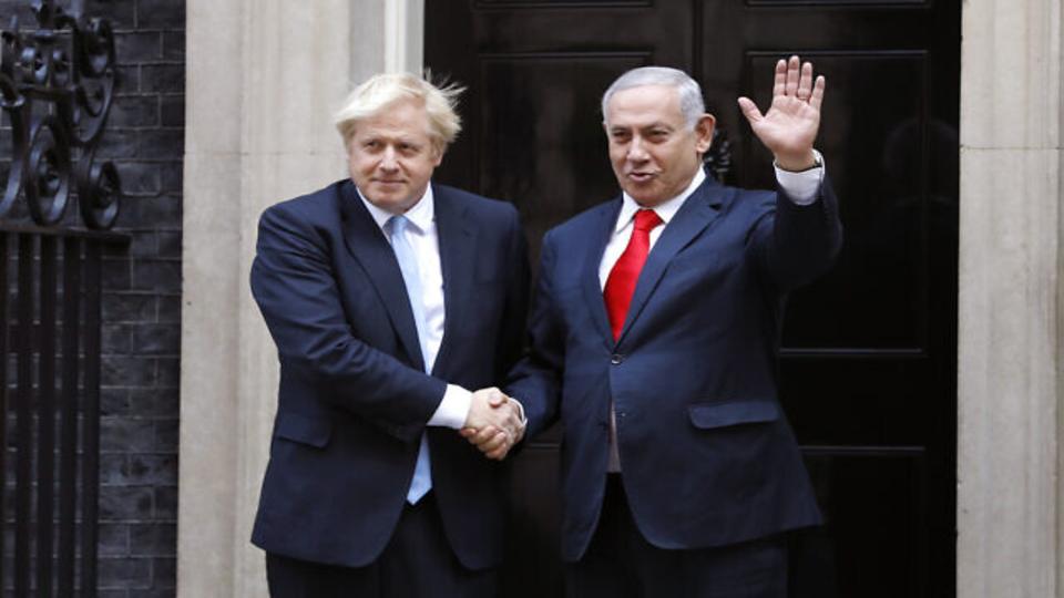 Britain anti BDS law