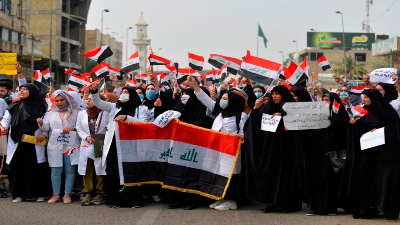Iraq electoral law