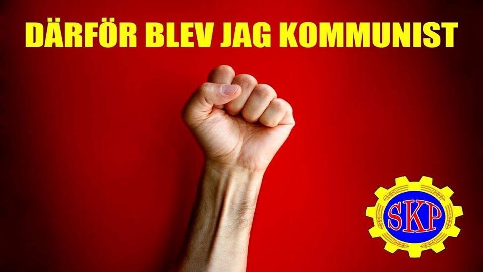 Swedish communists