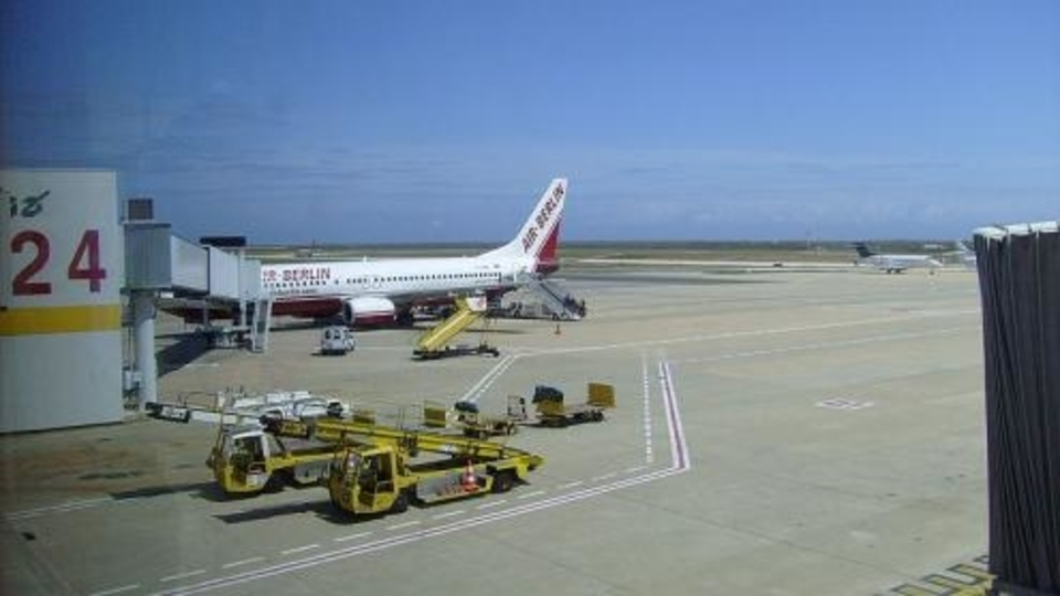 Portugal airport workers strike