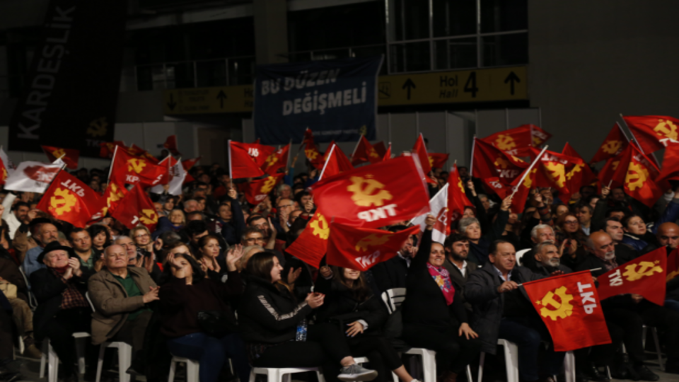 Turkish communists