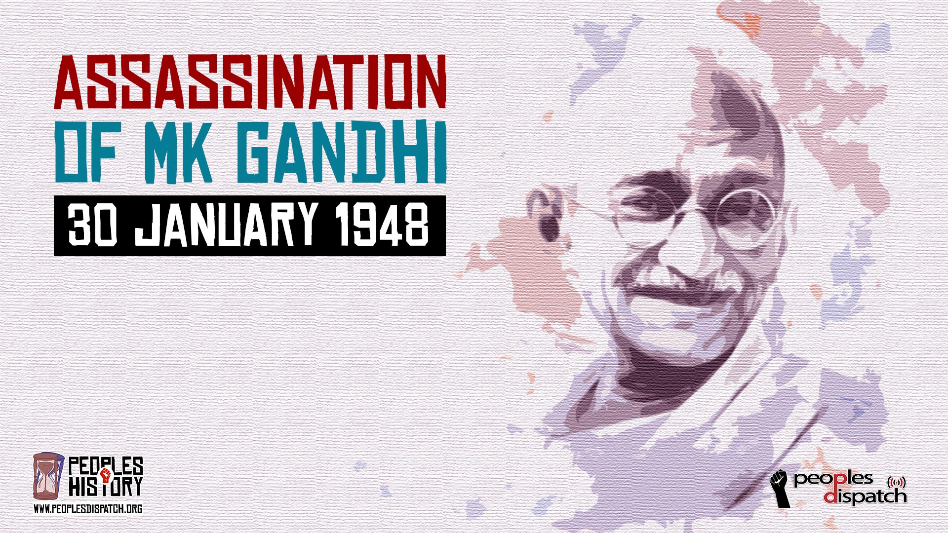 30 January 1948_ assassination of gandhi