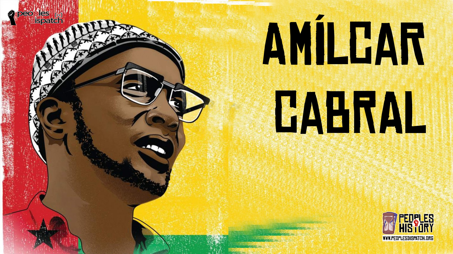 Assassination of Amílcar Cabral, one of Africa's foremost anti-colonial  leaders : Peoples Dispatch