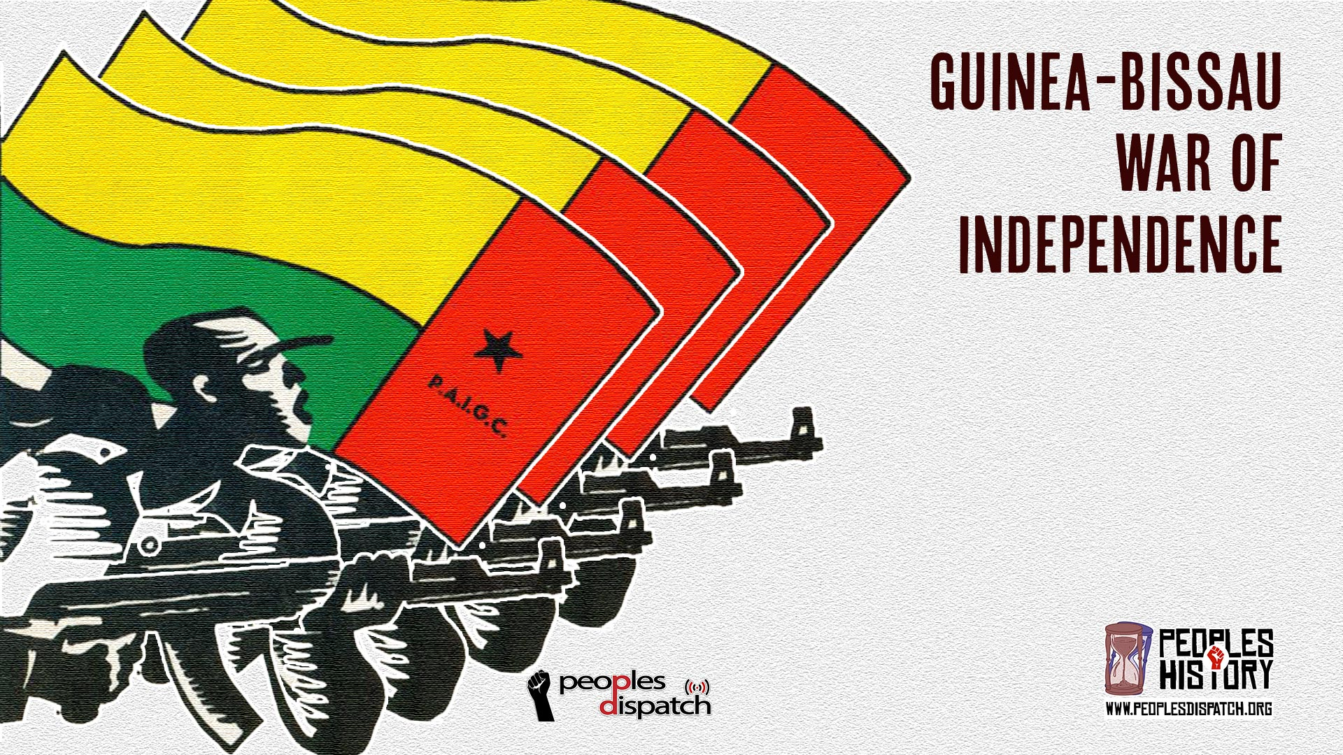 Guinea-Bissau War of Independence_