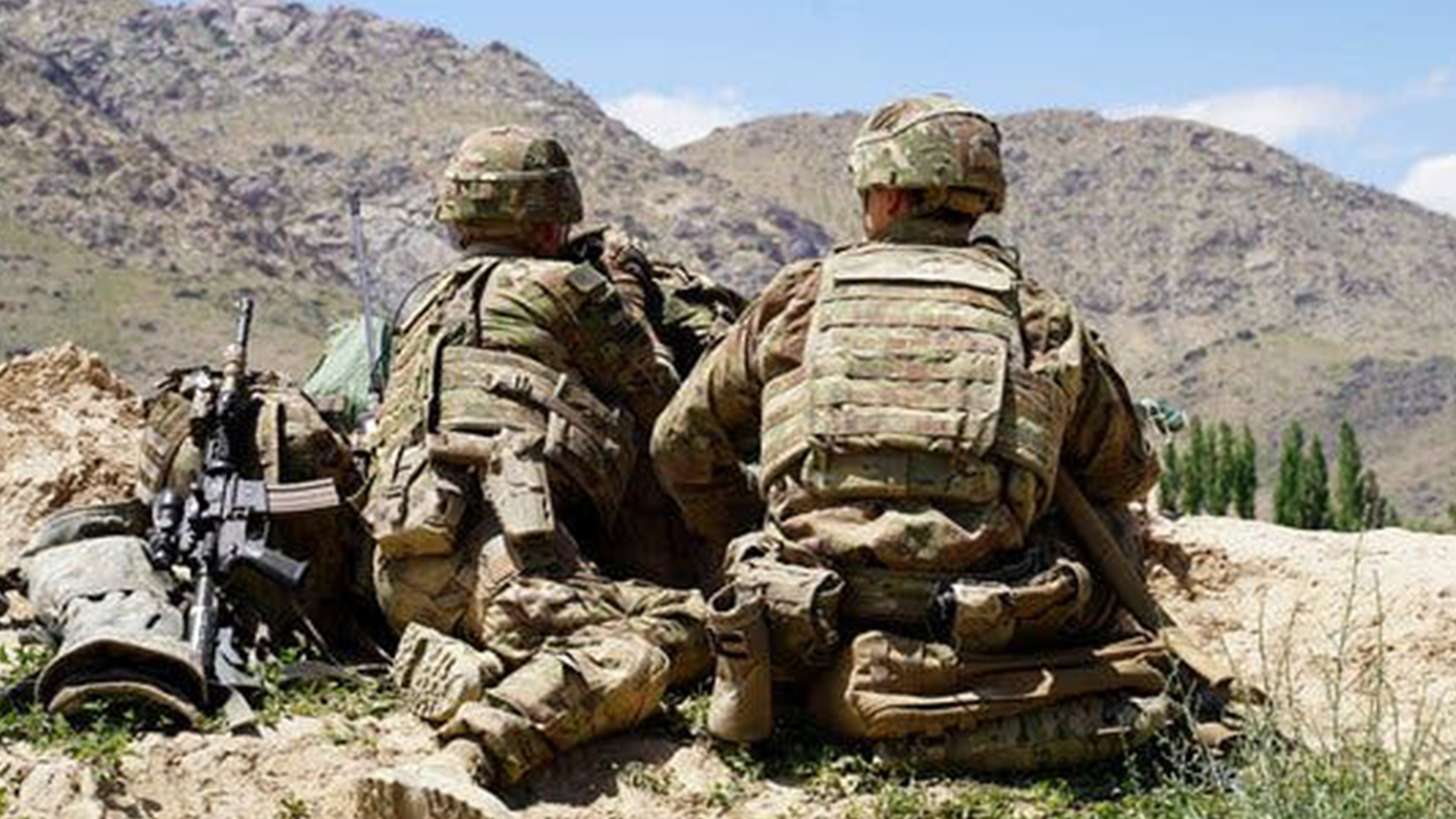US soliders killed in Afghanistan