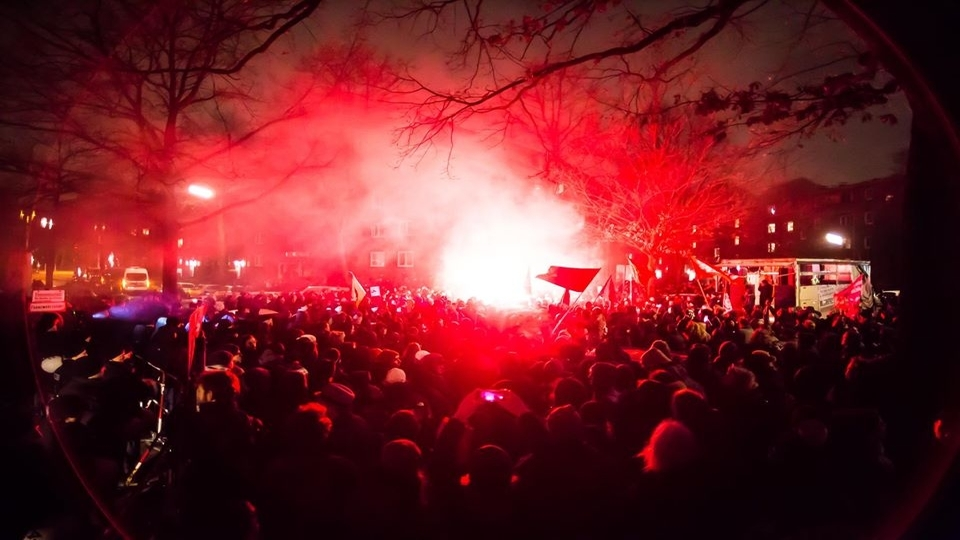 Anti-AfD protest Germany