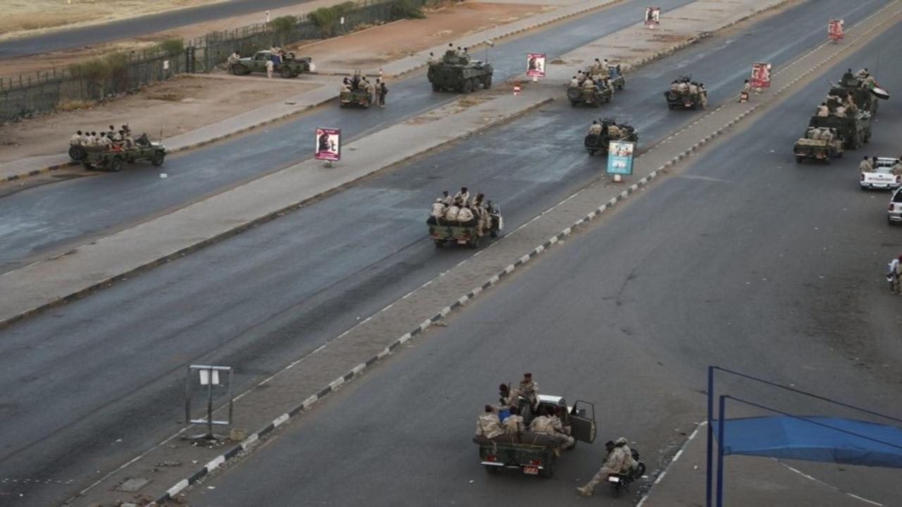 Sudan mutiny