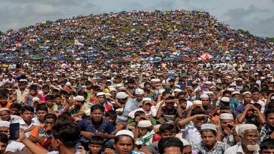 Rohingya genocide ICJ