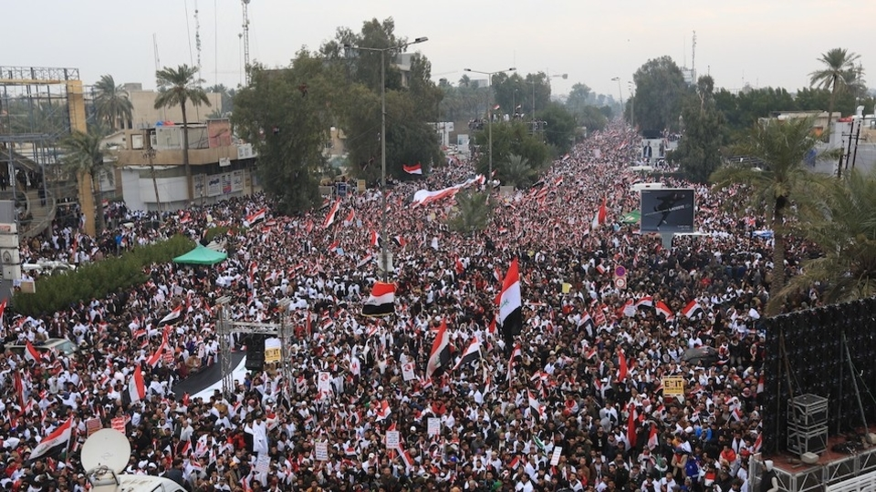 Million march Iraq