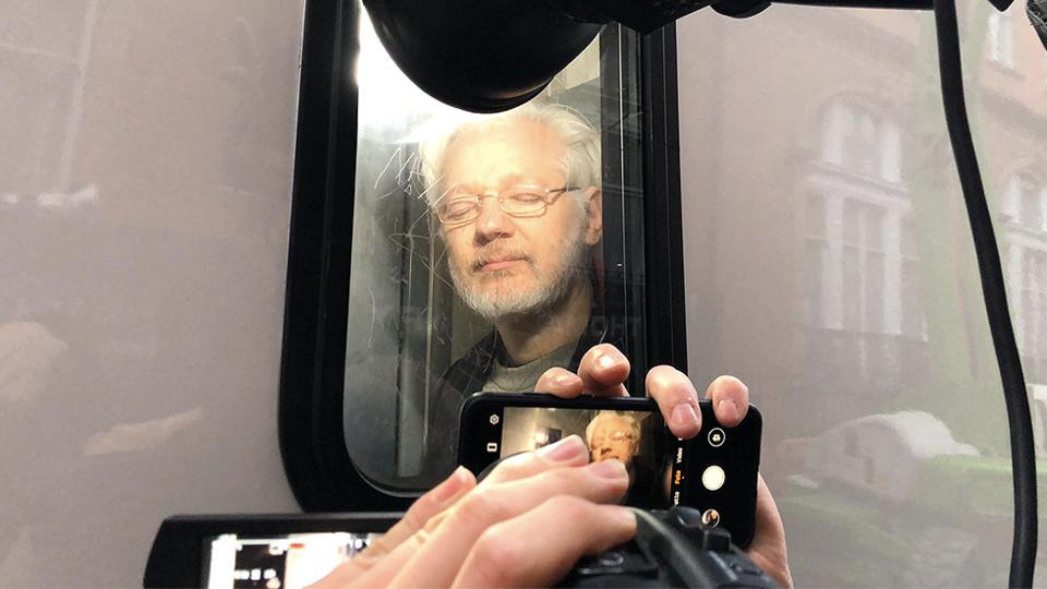 Assange update