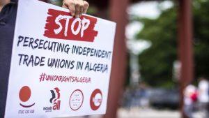 Algeria unions