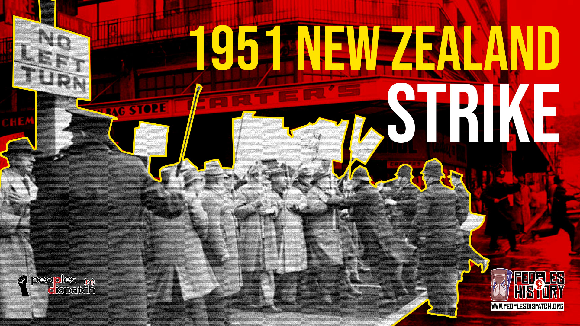 1951 New Zealand waterfront strike