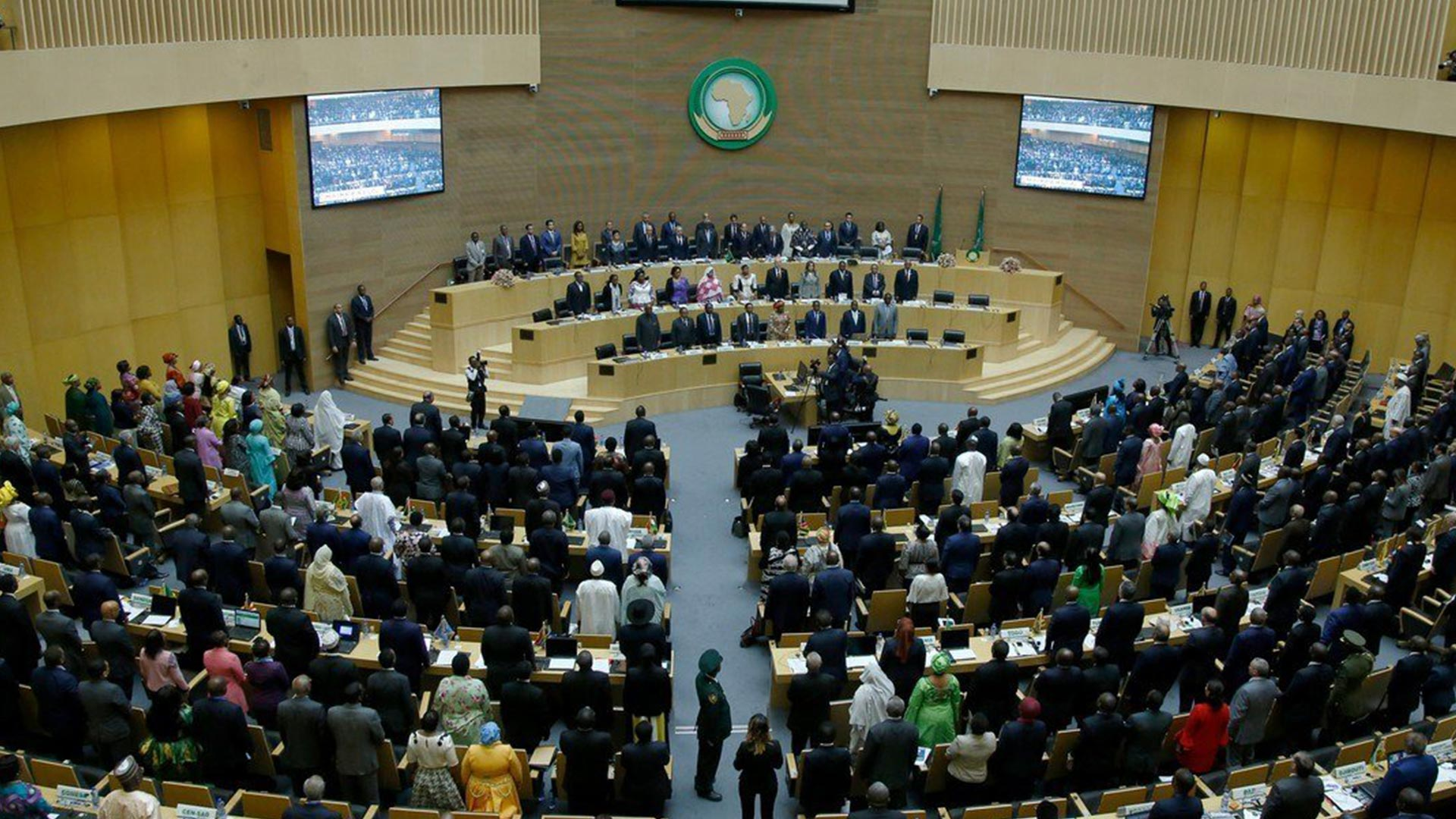 33rd African Union Summit rejects Trump's Palestine Deal