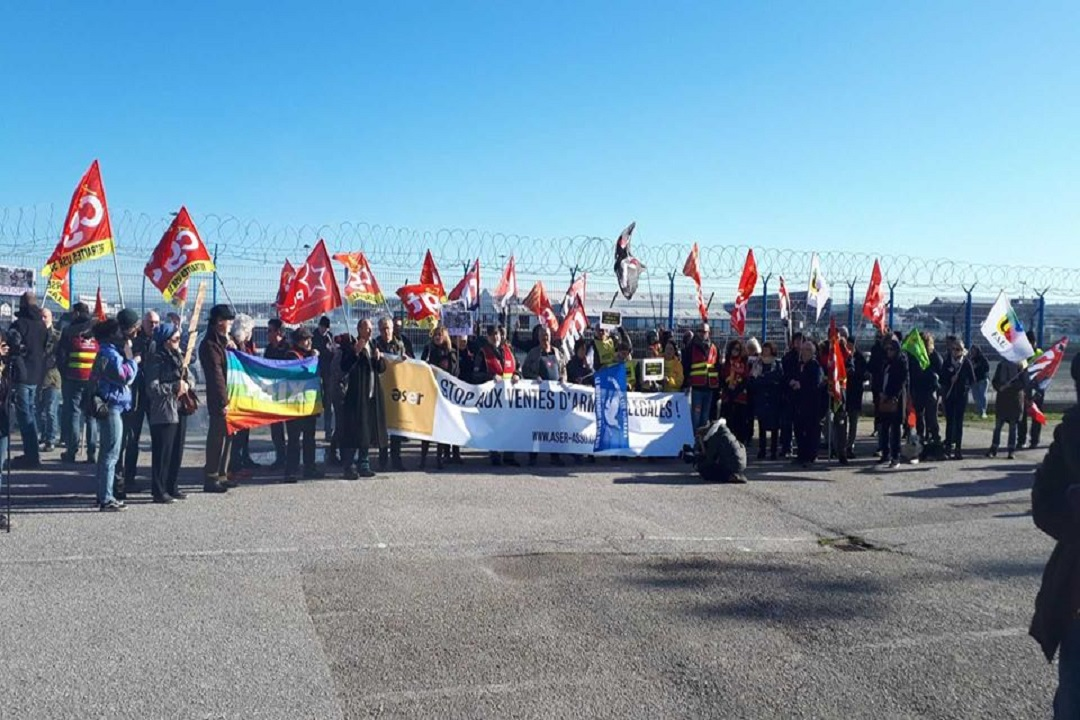 Bahri Yanbu protests