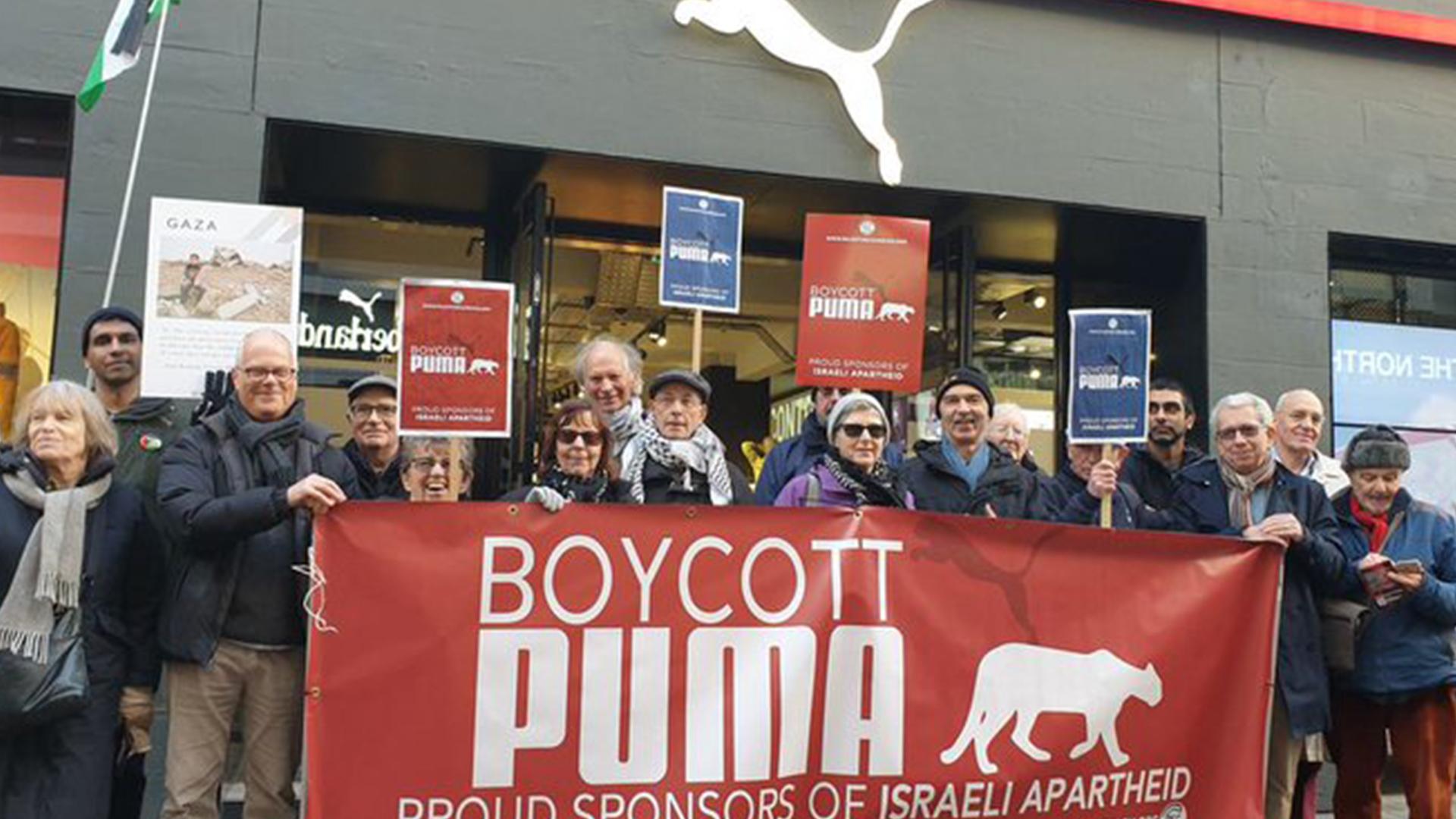 Boycott Puma_Israeli settlements