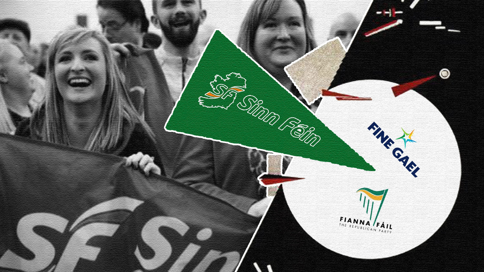 Left-wing Sinn Fein uproots establishment parties' hegemony in Ireland_