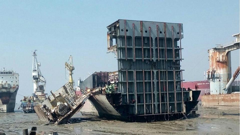 Shipbreaking Bangladesh