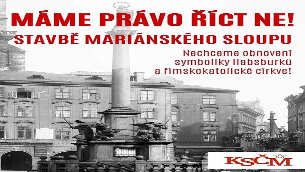 Marian Column Prague