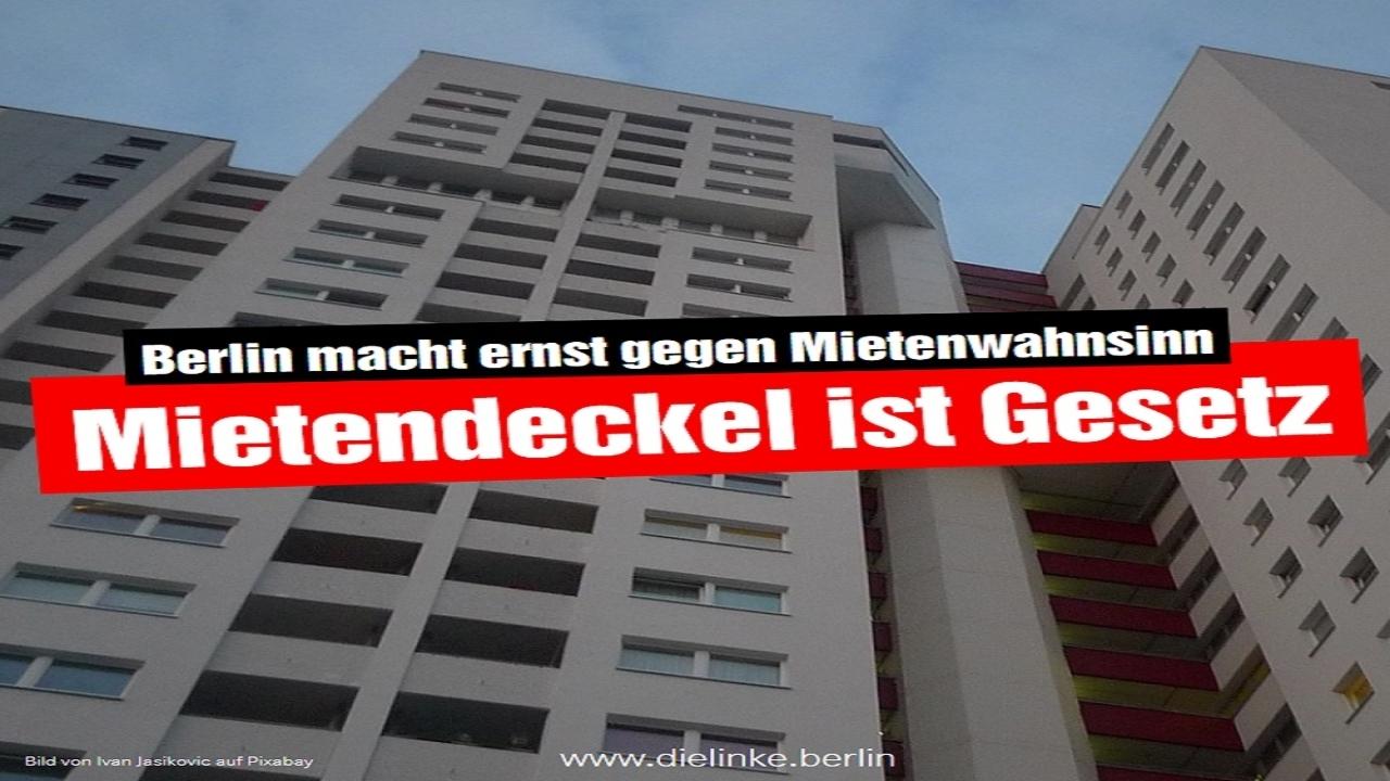 Berlin house rent